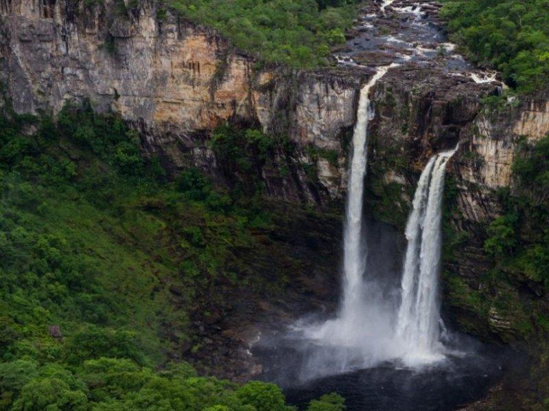 Saltos do Rio de Preto