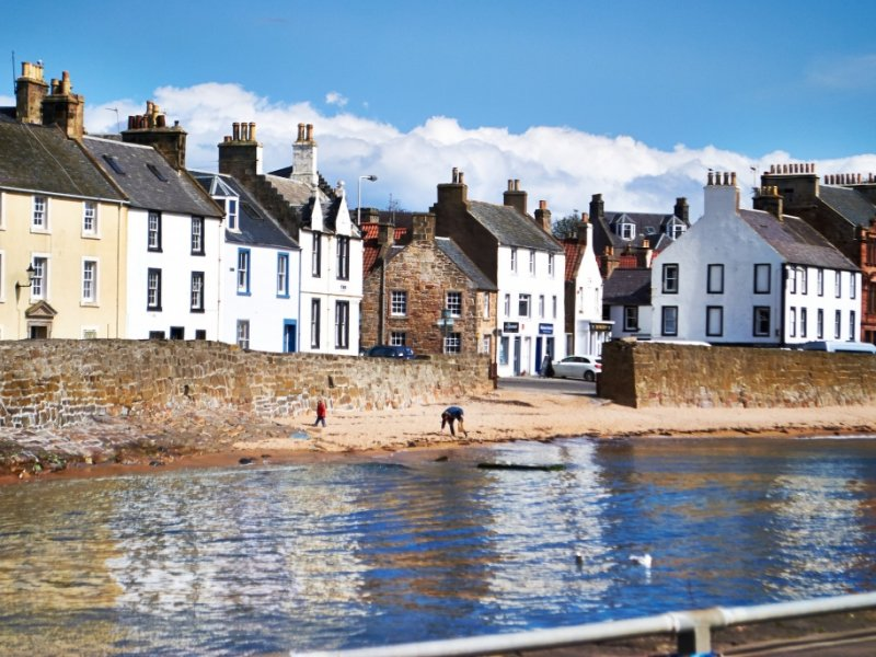Anstruther - Reino de Fife