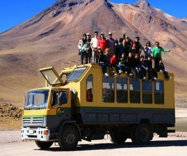 Atacama - Safari bus