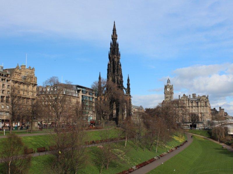 Edimburgo - crédito: Patrícia Dozzi