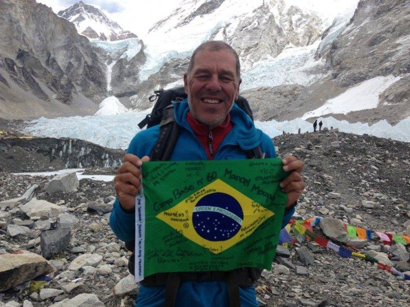 INSCRIÇÕES ENCERRADAS! Encontro de Montanha com Manoel Morgado – Grandes Expedições 2020