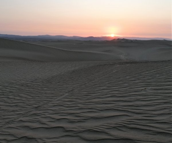 Deserto de Paracas - Peru