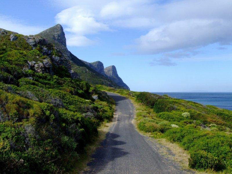 Rota Jardim - À caminho do Cabo da Boa Espeança