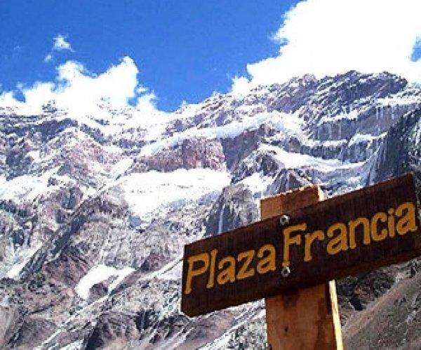 Plaza Francia - Aconcagua