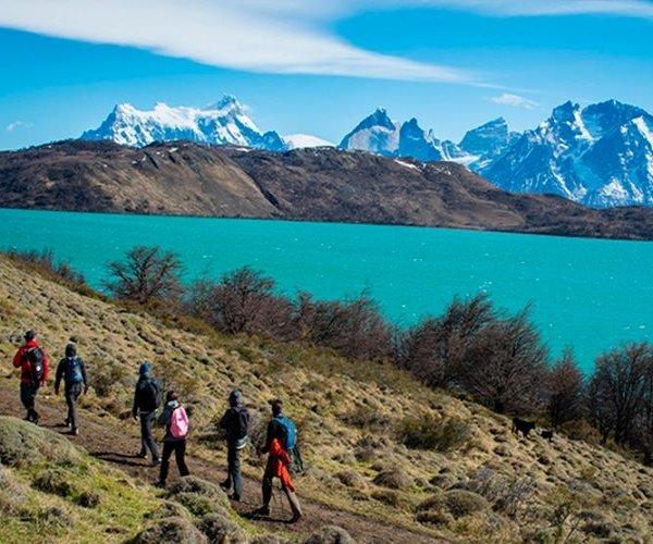 Trekking Lago Pehoe - Torres del Paine