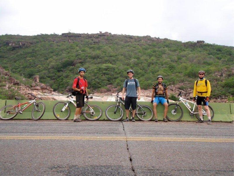 Viagem de Mountain Bike na Chapada Diamantina