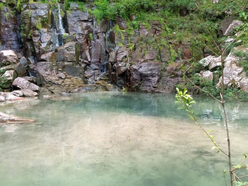 Poço dos Duendes - Bateia