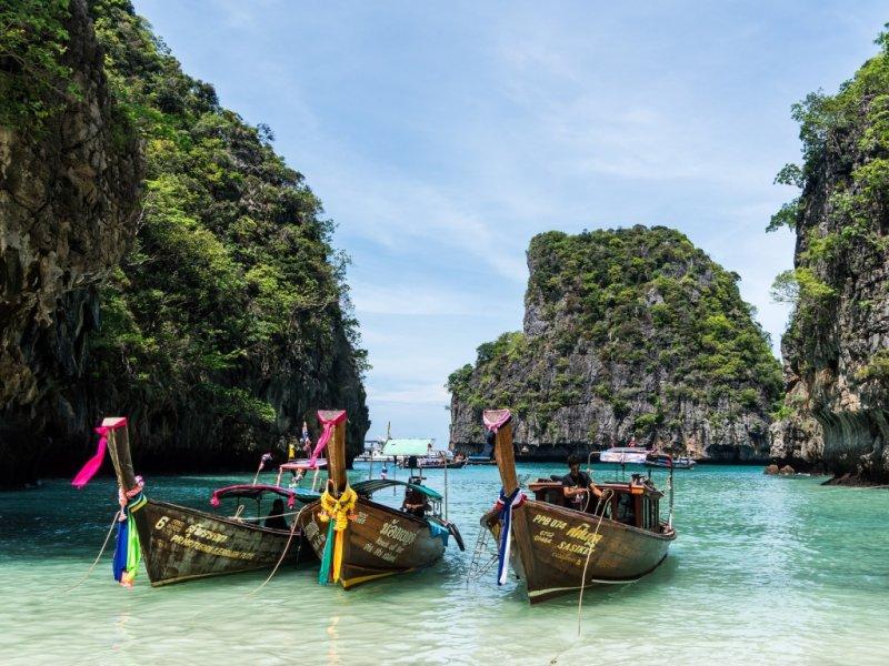 Tailândia - Koh Phi Phi