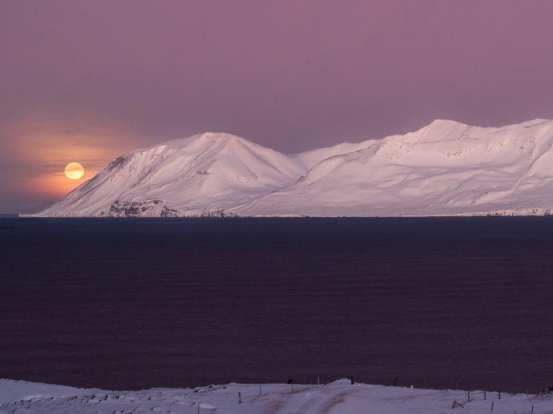 Norte da Islândia - crédito: Hörður