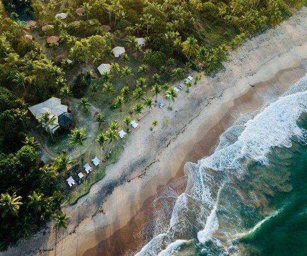 Península de Maraú - Lagoa do Cassange - Turismo Socioeducativo