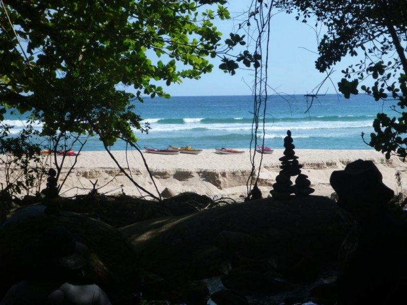 Pacote de Viagem de Caiaque Oceânico Ubatuba x Paraty