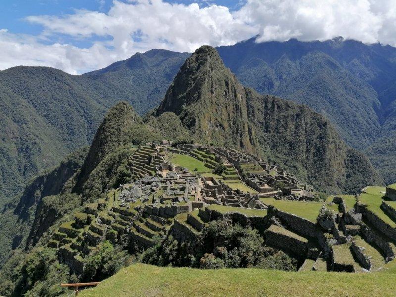Machu Picchu - crédito: Patrícia Dozzi