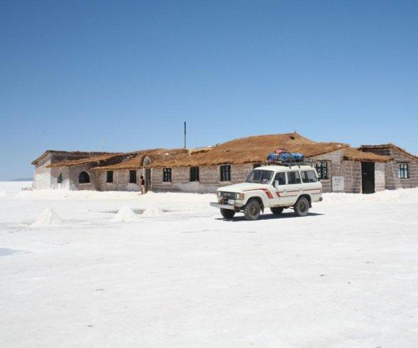 Hotel de Sal - Uyuni