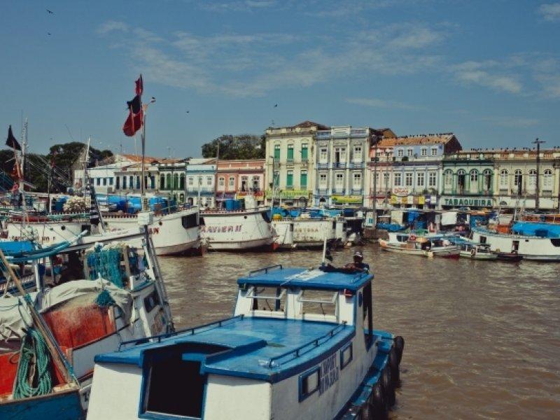 Belém, Ilha de Marajó e Alter do Chão