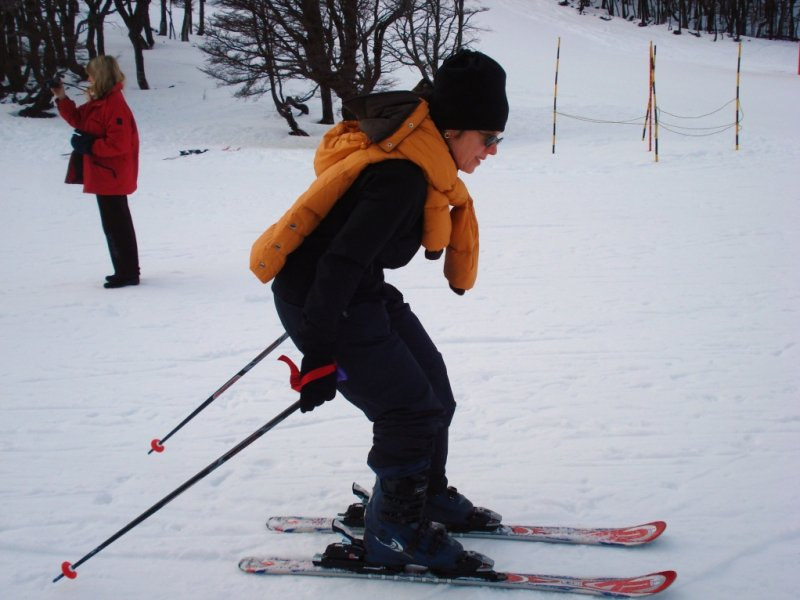 Centro de Ski Cerro Castor