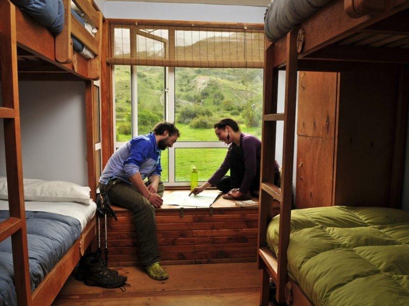 Refugio Torres del Paine
