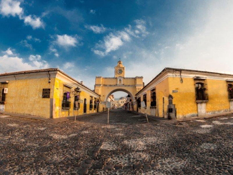 Antigua - crédito: Visit Guatemala