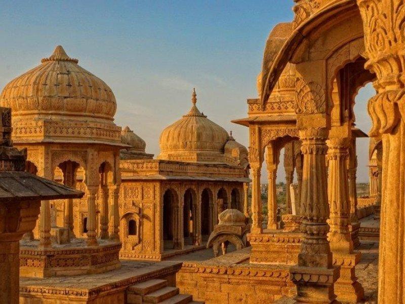 Índia e as Maravilhas do Rajastão