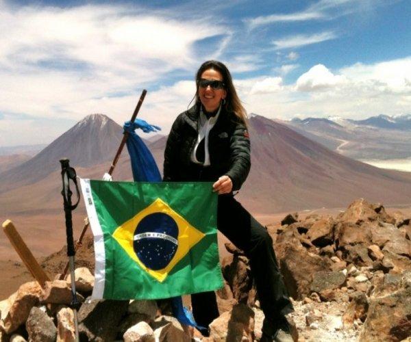 Cume Vulcão Cerro Toco (5.640m)