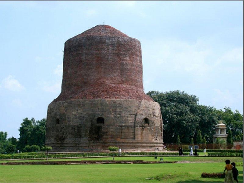 Dhamekh Stupa - Sarnath