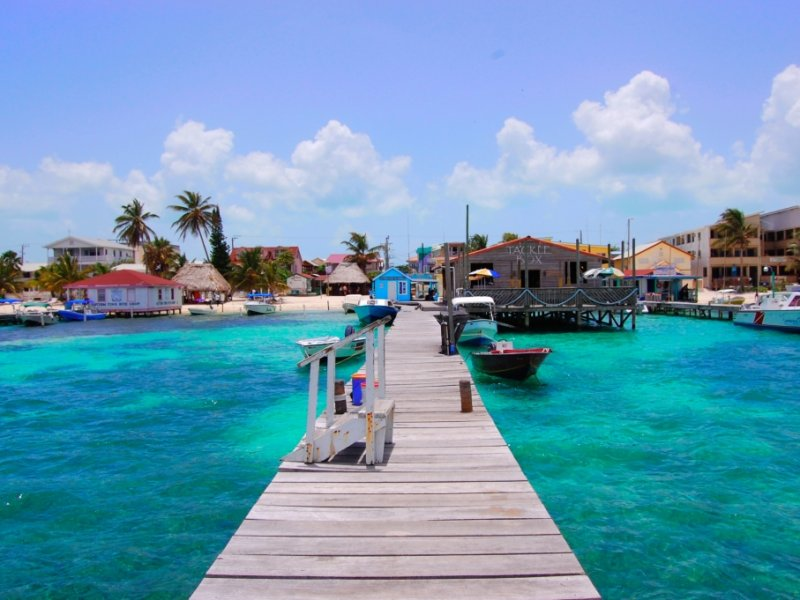 Cayo San Pedro - Belize