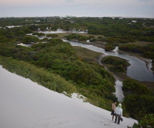 Lençóis Maranhenses - A Travessia do Parque Nacional