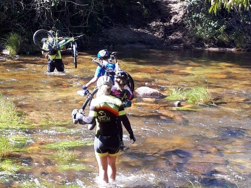 Travessia de rio