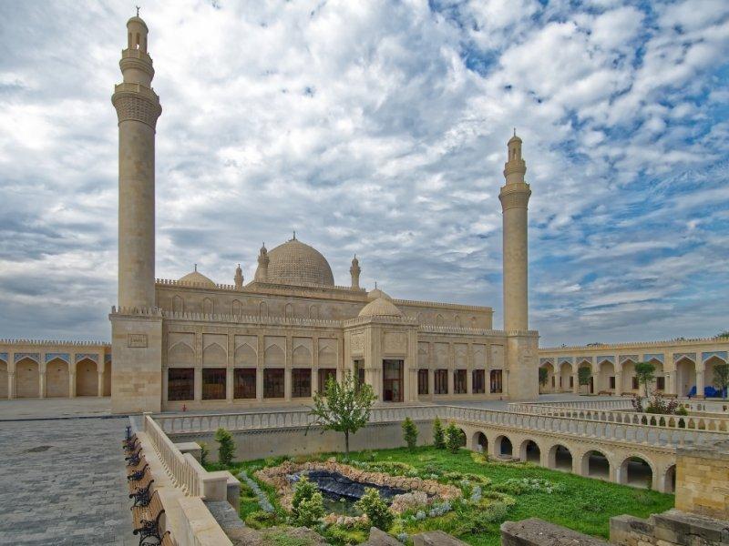 Pacote de Viagem para o Azerbaijão