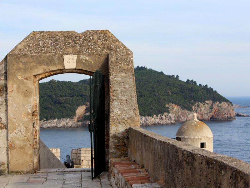 Muralhas de Dubrovnik - crédito: Patricia Dozzi