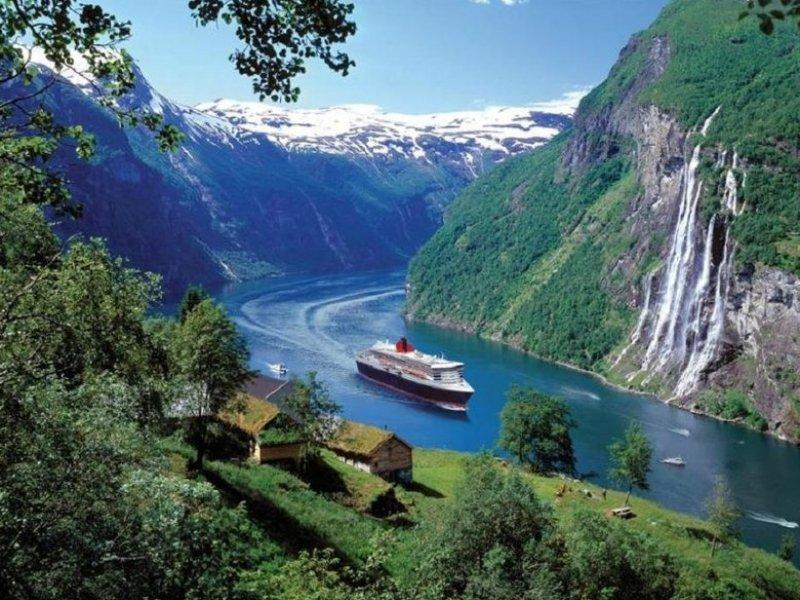 Noruega Fjords