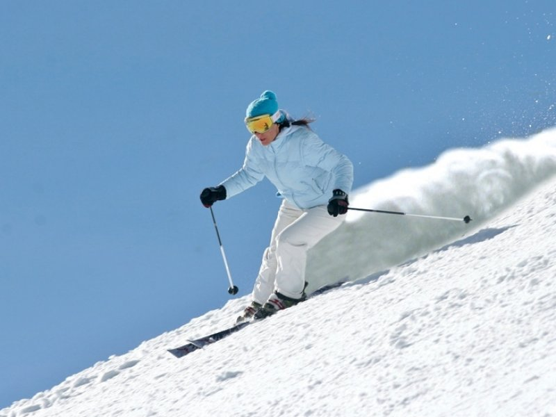 Ski em Ushuaia: Opcional