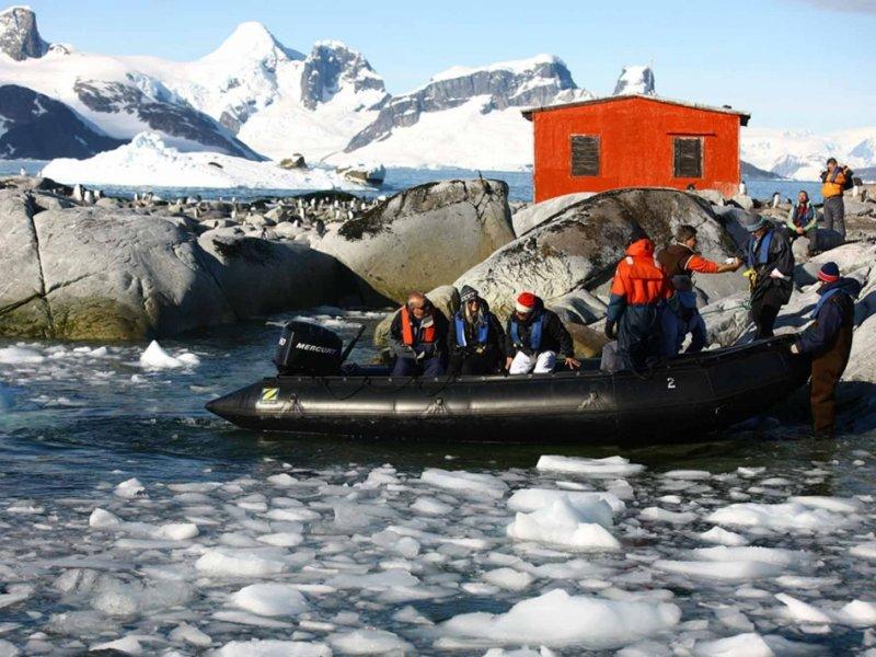 Antartica - Estações Polares