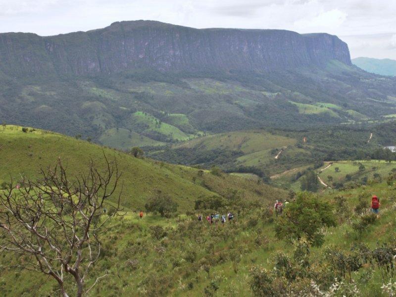 Serra da Canastra - Chapadões - Foto Hilda Pena