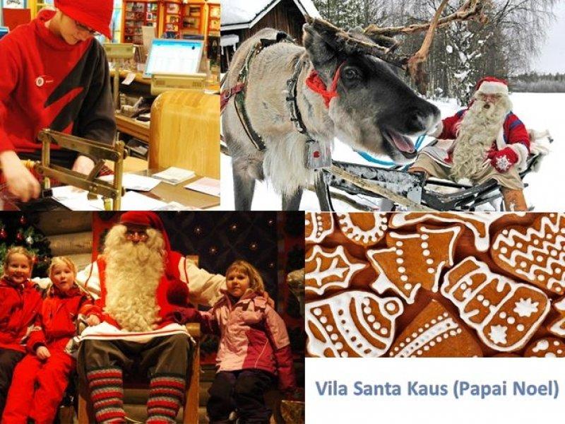 Filandia - Vila Santa Klaus (Papai Noel)