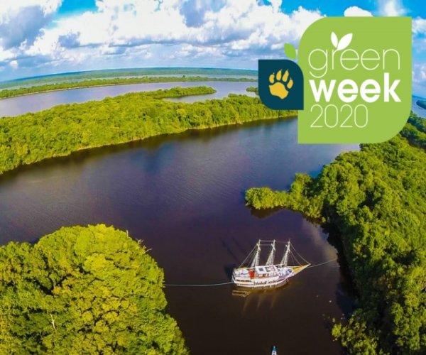 Namastê Amazônia - Navegação com MV Desafio