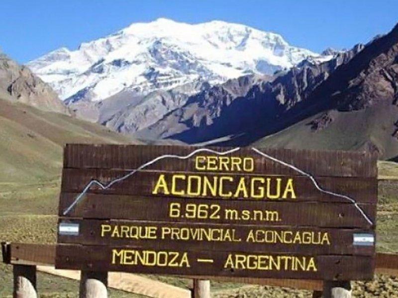 Tour Alta Montanha Mendoza