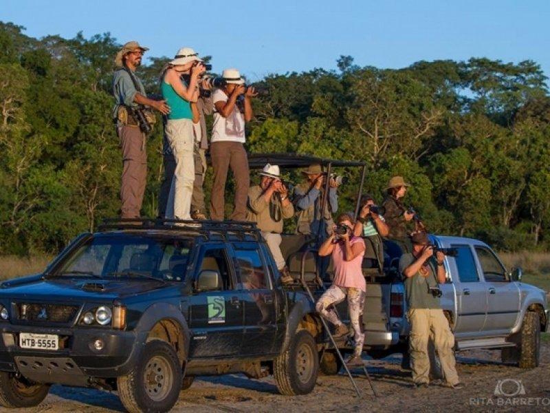 Observação de Fauna - Barra Mansa Lodge