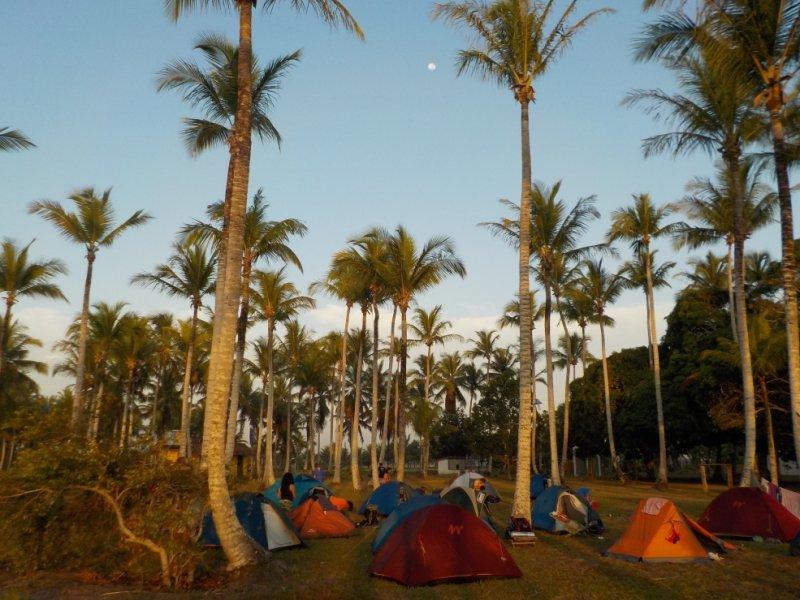 Camping Barra do Cahy