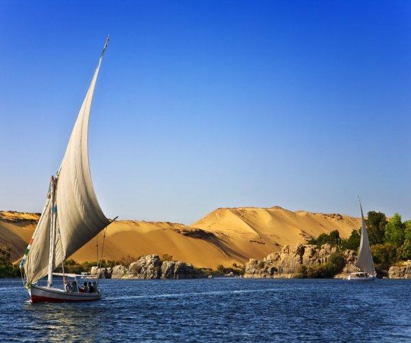Egito - Rio Nilo