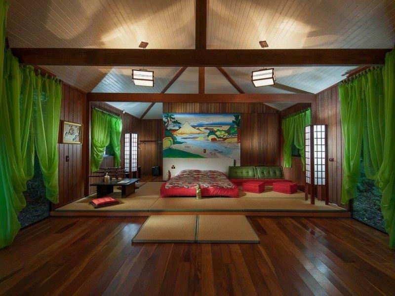 Bangalô Japão - Paraíso EcoLodge - Intervales