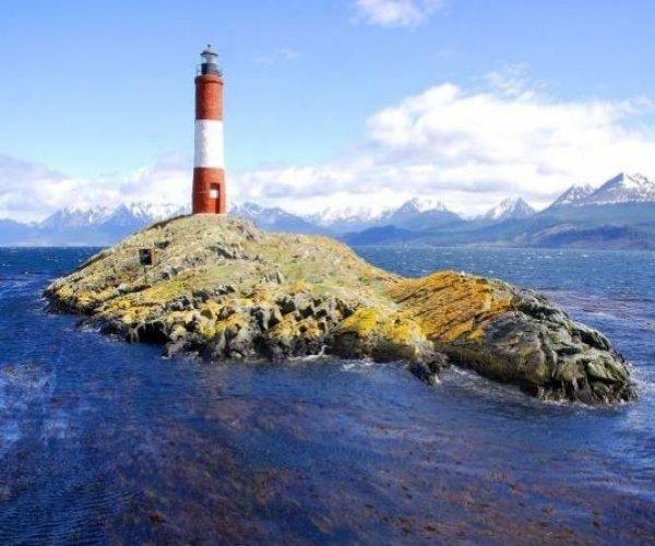 Ushuaia (Terra do Fogo) - Farol Les Eclaires