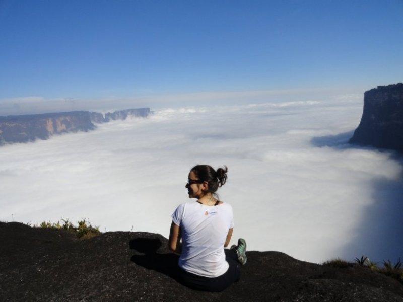 Topo do Monte Roraima