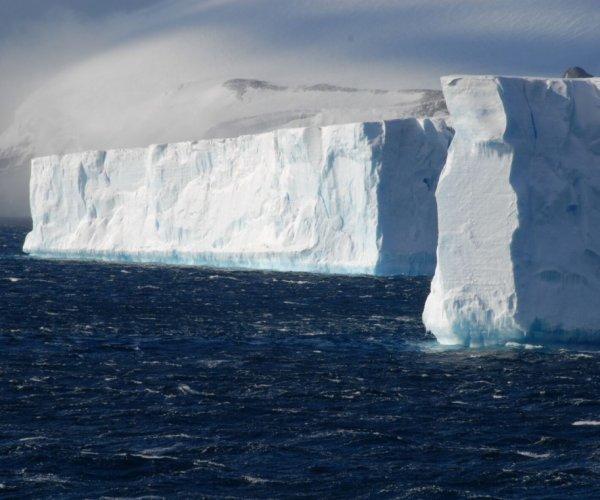 Plataforma de Gelo - Antartica