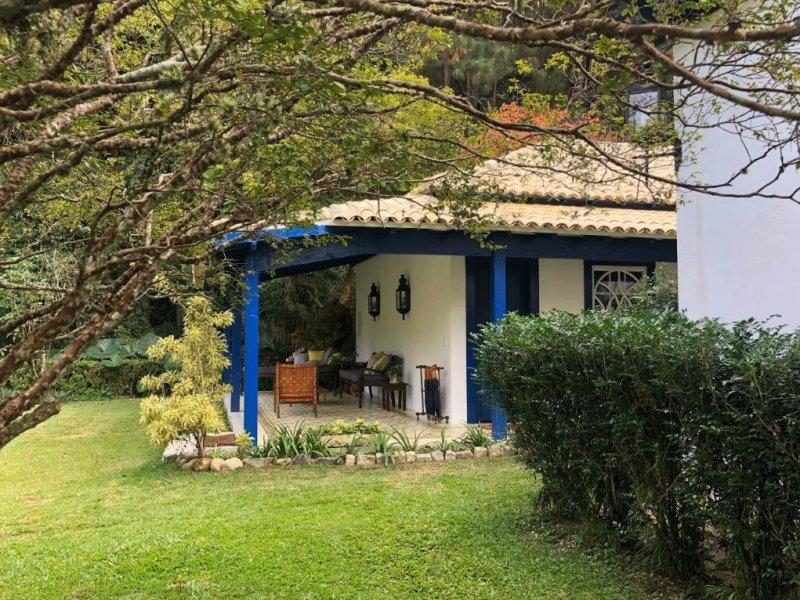 Suíte Quintal - Fazenda Santa Vitória