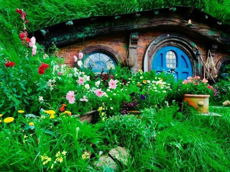 Hobbiton -Matamata - Créditos: Ian Brodie