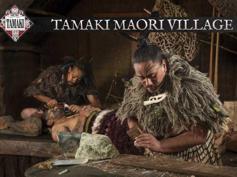 Jantar Maori