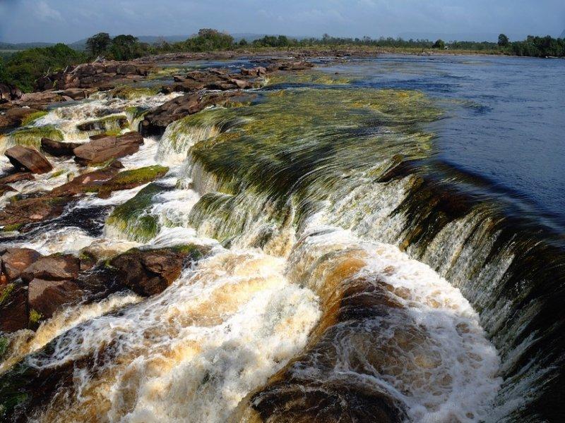 Cachoeira do Rio Carrao