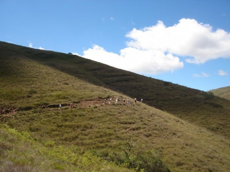 Trek na Montanha