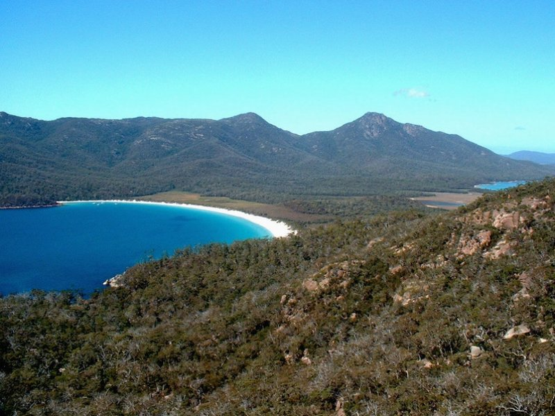 Wineglass Bay - Tasmânia