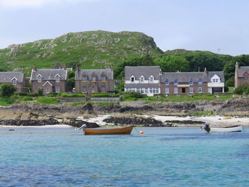 Ilha de Iona - Escócia